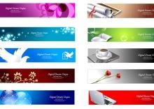 Макет визитки, листовки